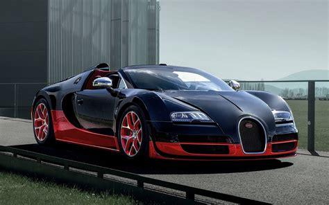 Bugati Car :  Bugatti Veyron Grand Sport Vitesse (2012