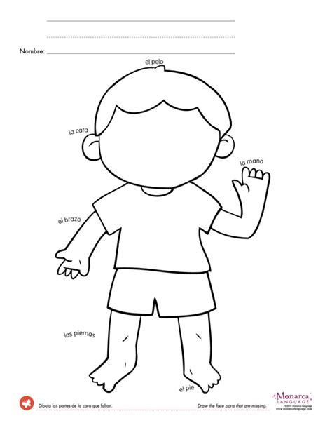 body part activities for preschoolers parts worksheets preschool worksheets for all 193