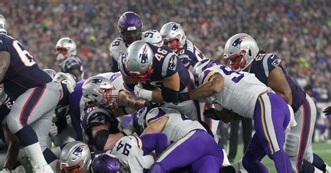 The Top 20 Patriots Moments of 2018: Number 15 - Pats Pulpit