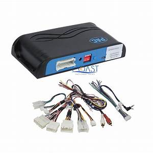 Car Radio Stereo Jbl Harness Swc Interface  U0026 Nav Outputs
