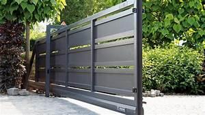 Depannage Portail Automatique Nice : portail battants ou coulissant r sidentiel all access ~ Nature-et-papiers.com Idées de Décoration