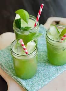 Cucumber Mint Limeade
