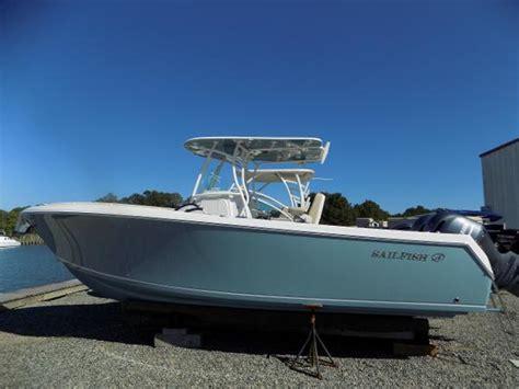Sailfish Boats Canada by 2018 Sailfish 270 Cc Deltaville Virginia Boats