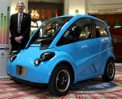 Most Efficient Electric Car by Most Efficient Electric Car Unveiled The T27 From Gordon