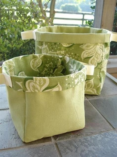 container sewing pattern   pattern  fabric storage
