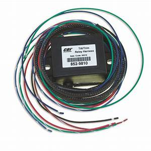 Trim Solenoids And Relays For Johnson Evinrude Outboards