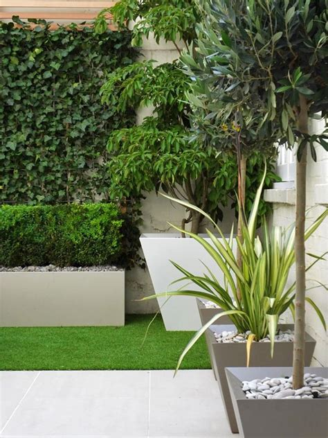 small courtyard  artificial turf artificial garden plants small artificial plants