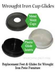 Patio Furniture Foot Pads by Patio Parts Com Home Page Your Outdoor Living Experts