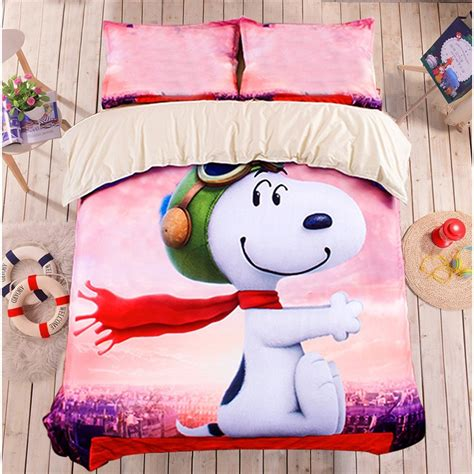 snoopy bedding