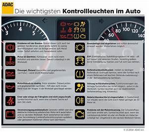 Adac Rechnung Einreichen : die wichtigsten kontrollleuchten im auto bild adac ~ Themetempest.com Abrechnung