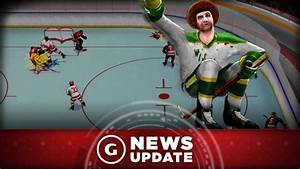 GS News Update: PS4 and PC Get M-Rated Arcade Hockey Game ...