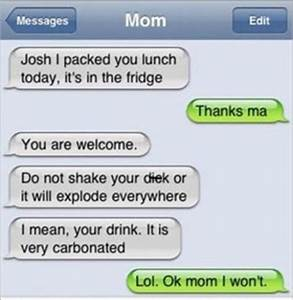 Funny Texts From Parents (15 Pics)