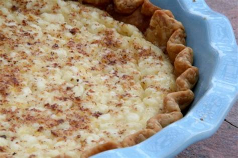 desserts with cottage cheese heirloom cottage cheese pie fashioned german recipe