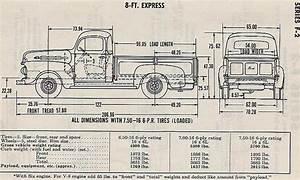 1949 F100 Box Size
