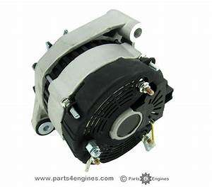 Volvo Penta Md2030 Isolated Earth Alternator