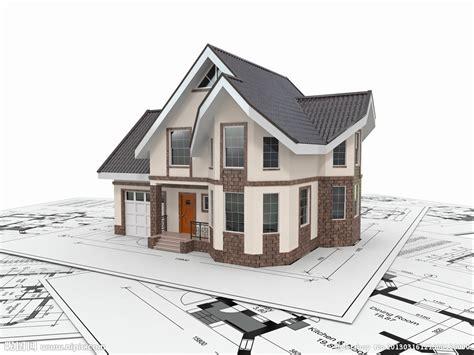 free modern house plans 房屋模型设计图 建筑设计 环境设计 设计图库 昵图网nipic com