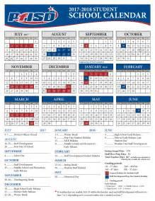 2017 2018 School Year Calendar