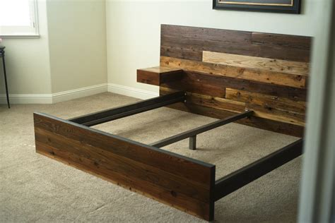 handy living wood slat bed frame assembly instructions