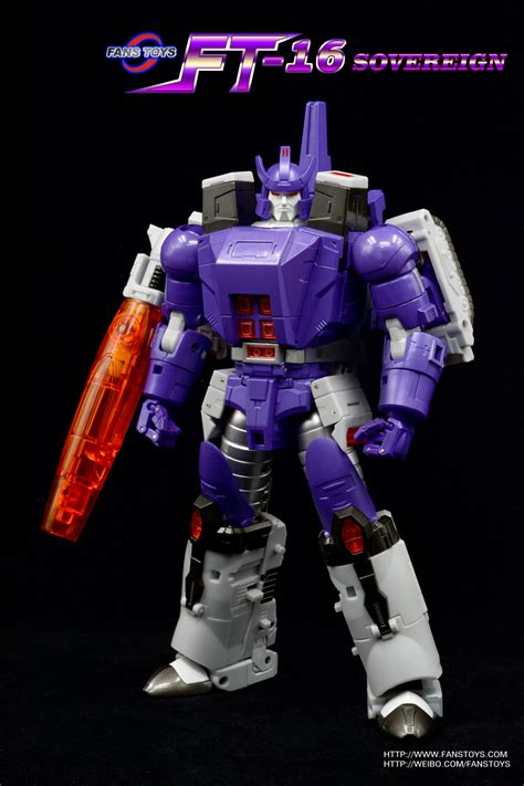 fans toys ft  sovereign galvatron