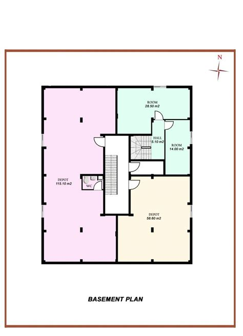 4 Bedroom House Plans With Basement by New Small House Plans With Basements New Home Plans Design