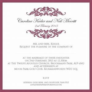spanish wedding invitation wording samples various With spanish wording for wedding invitations reception
