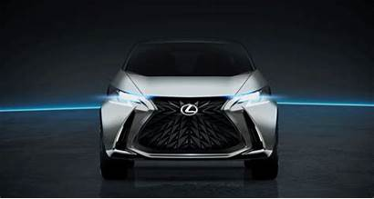 Lexus Sa Lf Concept Future Crossover Mini