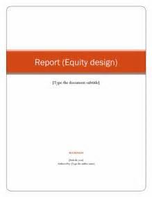 company analysis report template microsoft word templates With it report template for word