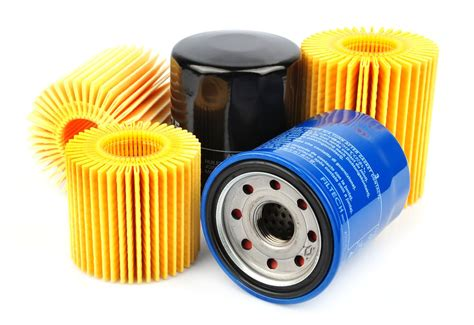 Different Types Of Oil Filters And How They Work