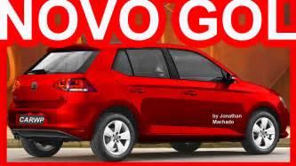 PHOTOSHOP Novo Volkswagen Gol G7 2018 TSI 82 cv-150 cv ...