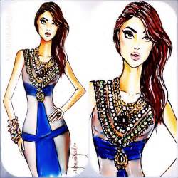 clothing designs fashion sketch