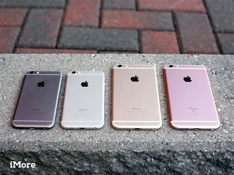 colors for iphone 6 iphone 6s review imore 1223