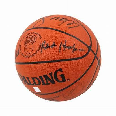 Knicks 1970 York Champion Signed Team Signatures