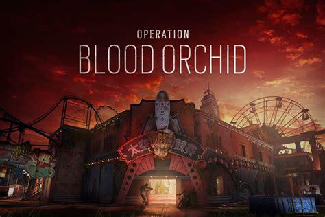 Tom Clancys Rainbow Six Siege Operation Blood Orchid 2017