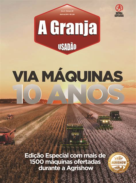Revista A Granja - Atuante, Atualizada, Agrícola | Notícia ...