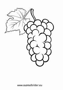 Gemüse Bilder Zum Ausdrucken : ausmalbilder trauben obst und gem se malvorlagen ~ Buech-reservation.com Haus und Dekorationen