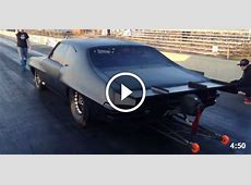 OMG! 2800HP GTO Crow on the Drag Strip! This Thing Is A