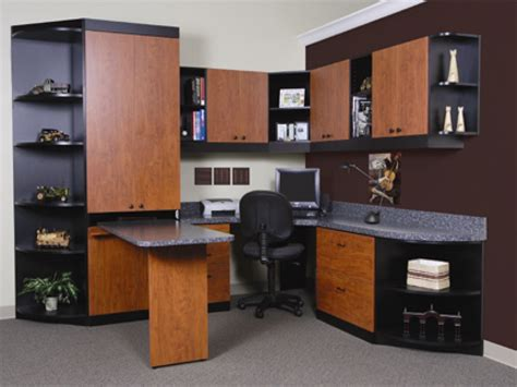 Office Furniture Cabinets by Office Wall Cabinets With Modern Small Office Wall Display