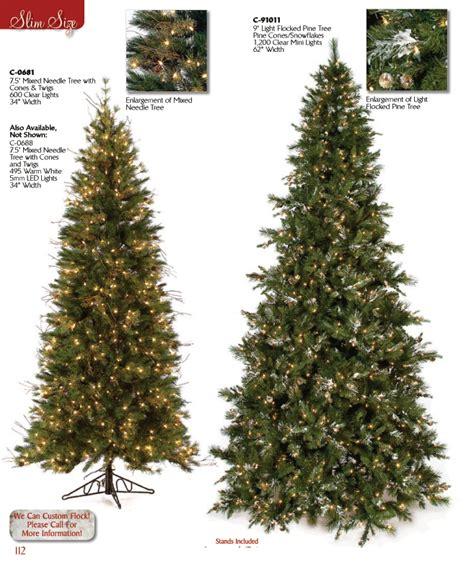 slimline artificial trees 28 images 7 5ft pre lit
