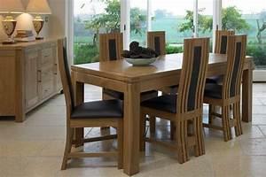 Table A Manger But : table salle manger extensible et design en 35 images ~ Teatrodelosmanantiales.com Idées de Décoration