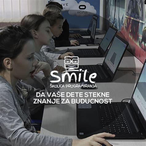 Školica programiranja Smile | Časovi | Beograd | Besplatni ...