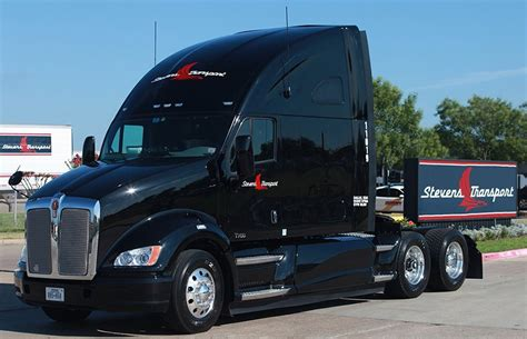 Stevens Transport Trucking School  Companysponsored Cdl