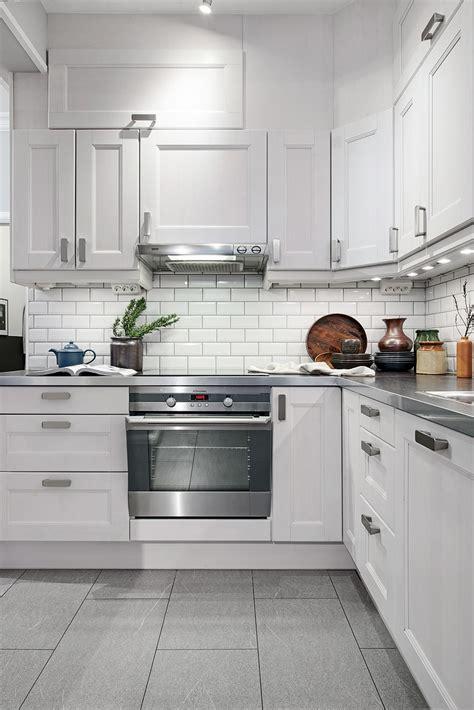 apartamento en gris  blanco bohochicstylebohochicstyle