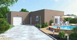 Plan Maison Pas Cher : constructeur maison lozanne 69380 pas cher d s 96 000 maisons id ales ~ Melissatoandfro.com Idées de Décoration