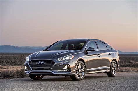 Hyundai Sonat by 2018 Hyundai Sonata Reviews And Rating Motor Trend
