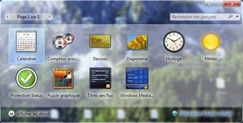 gadgets du bureau gadgets du bureau 28 images installer des gadgets dans