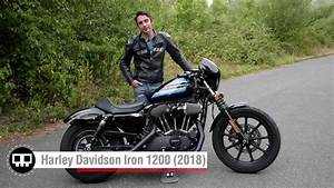 Harley Davidson Iron 1200 2018 Screamin Eagle Exhaust
