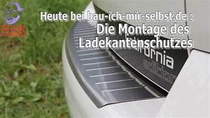 Bau Ich Mir Selbst : edelstahl ladekantenschutz montagevideo super optik f r vw t5 ~ Whattoseeinmadrid.com Haus und Dekorationen