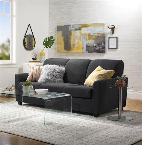 charcoal sofa living room roxanne sofa charcoal leon 39 s