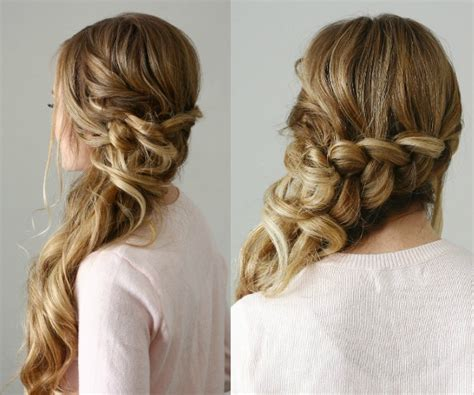 Side Swept Dutch Braid Medium Curly Bob Hairstyles 2016 What Haircuts Suit Oval Face Shapes Difference Between Hair Dye At Home And Salon How To Make Your Wet Dry Do Selena Gomez Have Good Long For Guys Latest Nigerian Weavon Styles 2 Frizzy Wavy Look