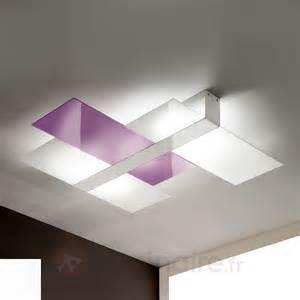 steinwnde fr wohnzimmer 2 plafonnier moderne triad à 1 le 6043229x